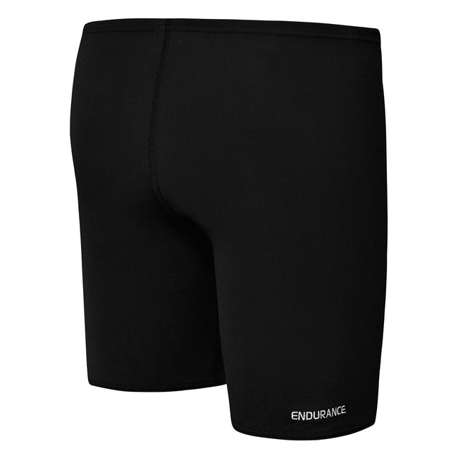 Boys Basic Jammer/Black