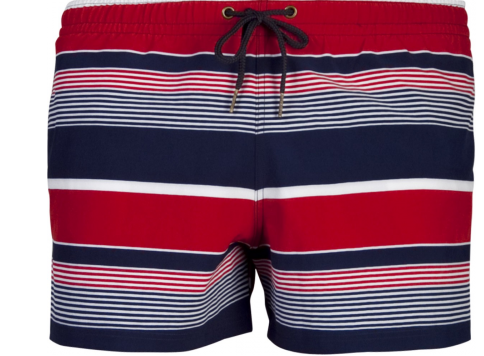 Roy Stripe Watershort