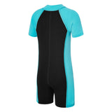 Grommit Neoprene Suit /Blue Toddlers Speedo