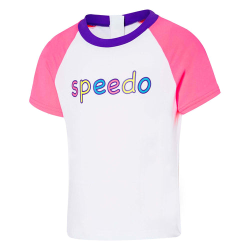 Toddlers Girl Mix Fix Sun Top Speedo
