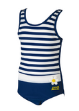 Daisy Stripe Retro Scoopback Zoggs children