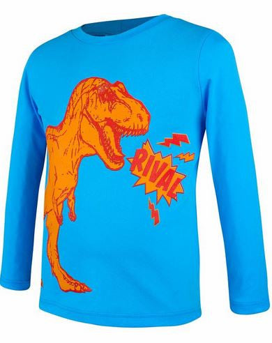 Dinosaur Long Sleeve sun top