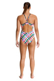 Pastel Party Underwire Diamond Back  Ladies
