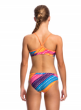 Fine Lines -Girls  Racerback Two Piece Funkita