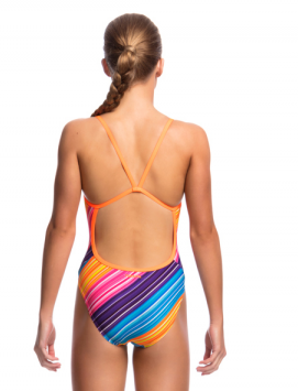 Fine Lines -Girls Single Strap Funkita