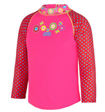 Flora Long  Sleeve Sun Top Zoggs