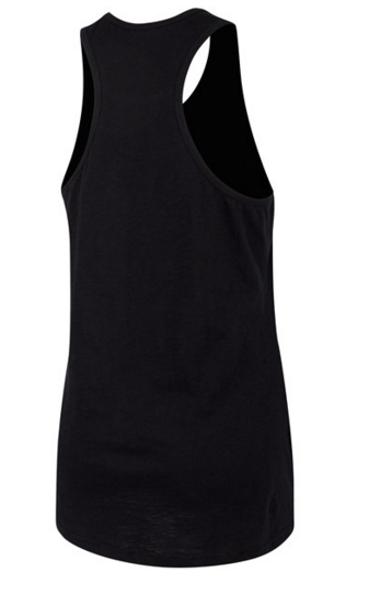 Keep Moving Boyfriend Tank/ Black