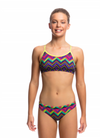 Knitty Gritty-Girls  Racerback Two Piece Funkita