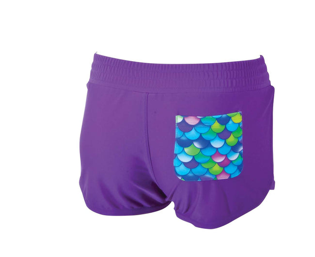 Mermaids Swim Shorts Zoggs