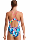 Palm Bar -Girls Diamond Back Funkita