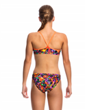 Predator Party -Girls  Racerback Two Piece Funkita