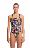 Princess Cut Funkita Strapped In Back