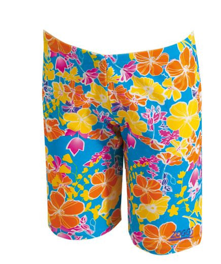 Seaside Floral Shorts Zoggs