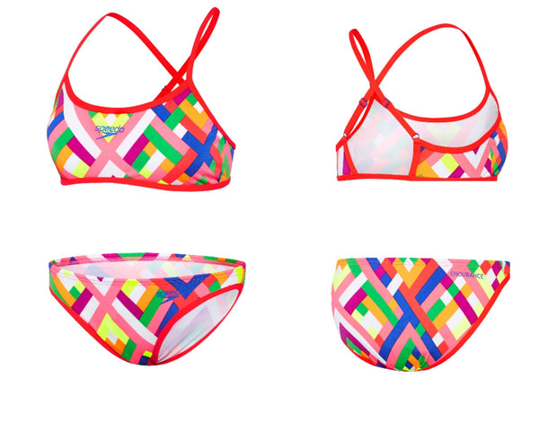 Manhattan Crop Set Ladies Speedo