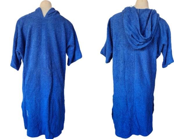 Blue Togtastic Terry Towel Pool/Beach Poncho Accessories