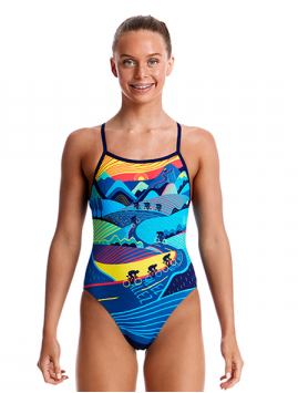 Allez Allez Single Strap Funkita