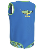 Baby Wrap Blue Zoggs children