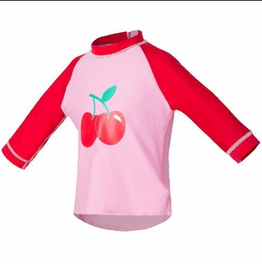 .BGirl Cherry Love Top