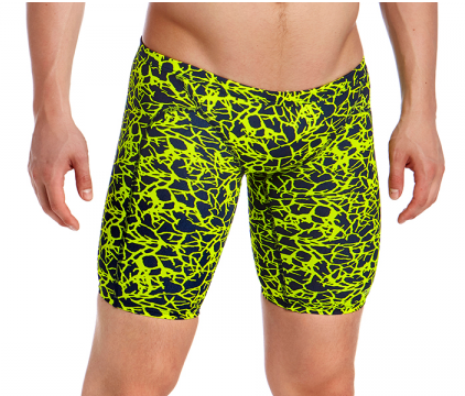 Coral Gold  Funky Trunks Jammers