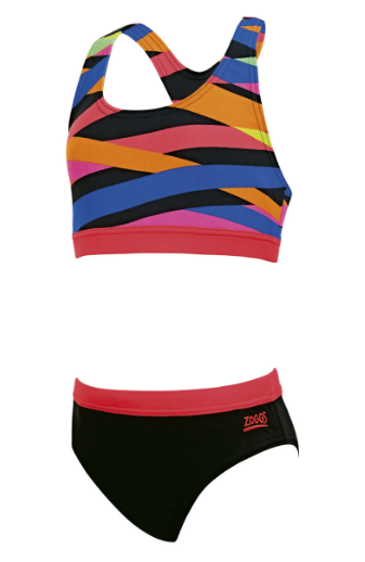 Crazy Stripes Muscle 2 Piece Zoggs