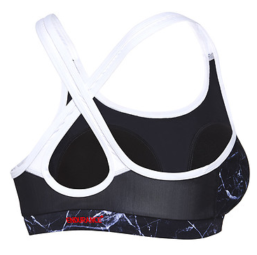 Cross Trainer Racer Top Ladies Speedo Marble Shine