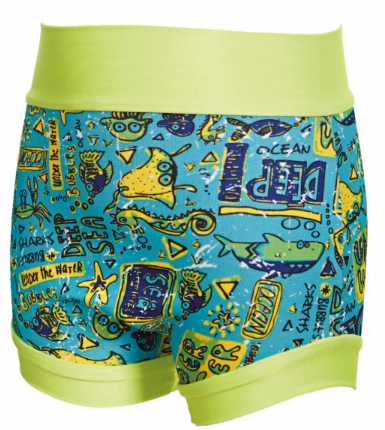 Swimsure Deep Ocean NAppy Zoggs Babies Boy