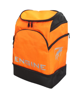 Engine Orange Backpack