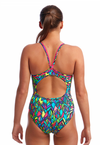 Feather Fiesta Ladies Diamond Back