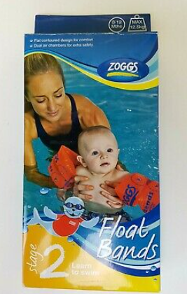 Childrens Float Bands Zoggs Accessories