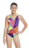 Freestyle Leaderback Girls Speedo