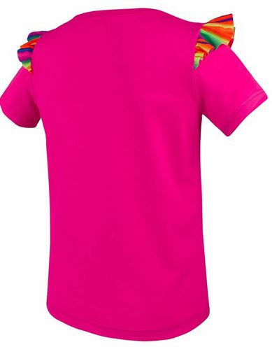 Game Pink Sun Shirt  Rival