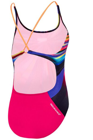Crossback Girls Speedo/ High Flash