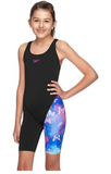 Mandala Legsuit Girls Speedo