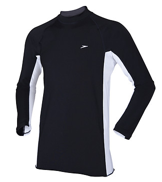 Slim Fit Long  Sleeve Sun Top Mens