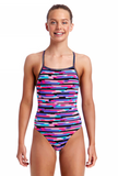 Mesh Mash Funkita Strapped In  Back Funkita / Girls