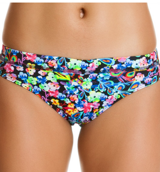 Painted Petalsl Funkita Sports Brief