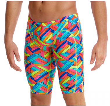 Panel Pop Funky Trunks Jammers