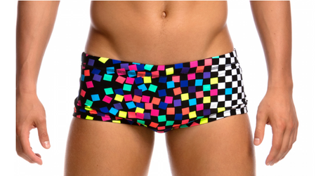 Club Troppo Classic Brief  Funky Trunk