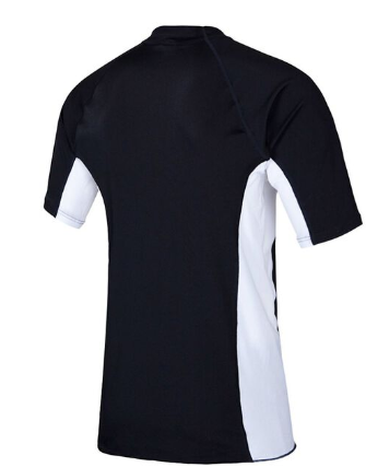 Slim Fit  Short Sleeve Sun Top Mens/