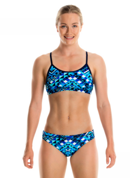 Speed Boxer -Girls  Racerback Two Piece Funkita