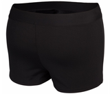 Still Black Sports Short