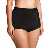 Still Black High Waisted Brief