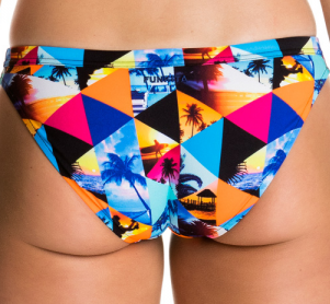 Summer Snaps Hipster Funkita Brief
