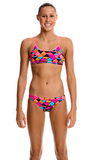 Super Supreme-Girls Racerback 2 piece Funkita