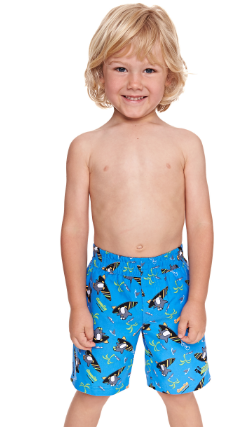 Surfin Penguin Watershorts Zoggs