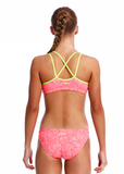 Sweet Venom-Girls  Criss Cross Back Two Piece Funkita