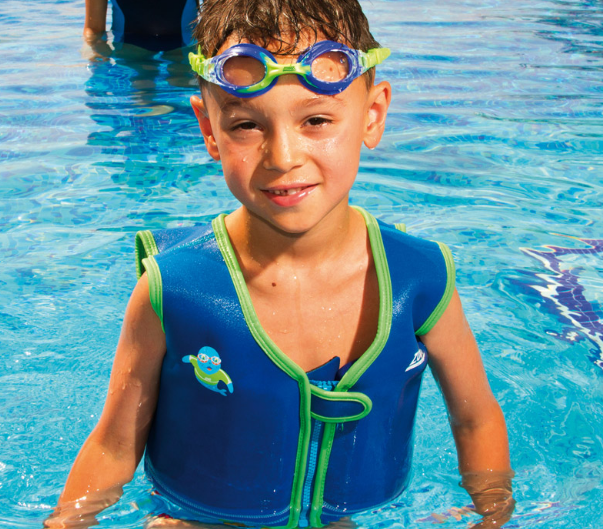 Zoggs Swim Jacket Accessories