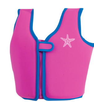Zoggs Swim Jacket Accessories Pink