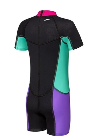 Grommit Neoprene Suit / Multi  Toddlers Speedo