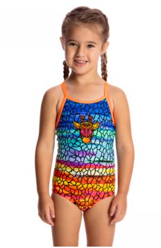 Scorching Hot Funkita  Toddlers Girls